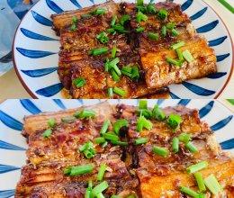 #鲜到鲜得,月满中秋,沉鱼落宴#糖醋带鱼的做法