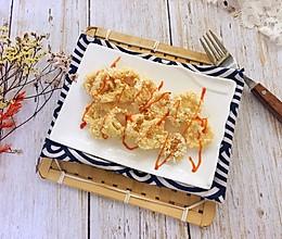 #硬核菜谱制作人#香酥鱿鱼圈的做法