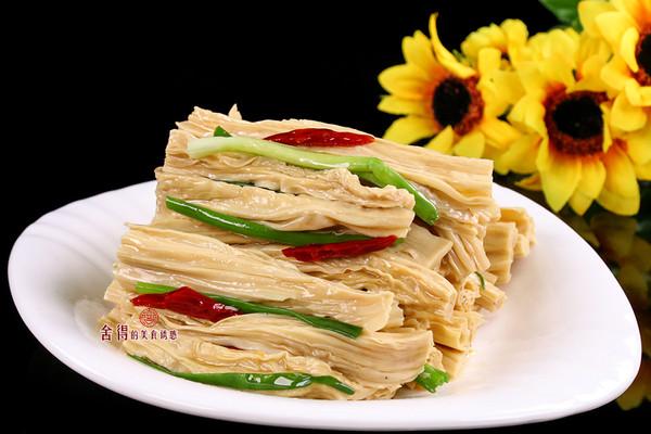 腐竹这样做香飘四溢,简单美味又快捷的做法