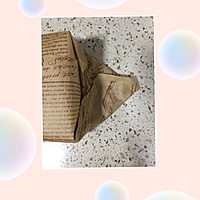 营养美味的芝士肉松三明治(含折纸法)的做法图解15