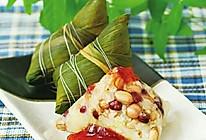 花生杂粮粽子的做法