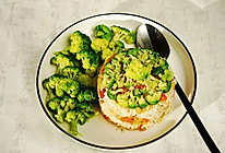 杂蔬饭 #快手又营养,我家的冬日必备菜品#的做法