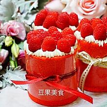 红丝绒蛋糕#豆果6周年生日快乐#