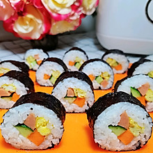 #巨下饭的家常菜#寿司紫菜包饭