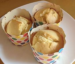 马芬蛋糕(超简单~第一次做就成功啦)的做法