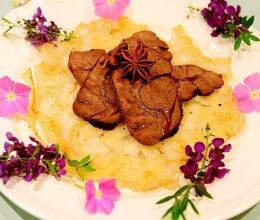 家常菜-花香酱牛肉(十二道锋味花涧香展)的做法
