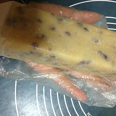 酥到骨子里蔓越梅饼干的做法 步骤7