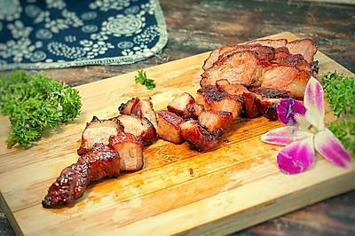 广式叉烧肉#有颜值的实力派#