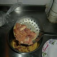 孕妇必吃,开胃菜,菠萝咕咾肉的做法图解10