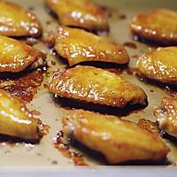 蜜汁烤鸡翅的做法图解9