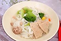 潮汕粿条汤的做法