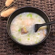 海参虾仁煲粥