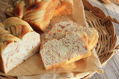 迷你紫薯大理石面包