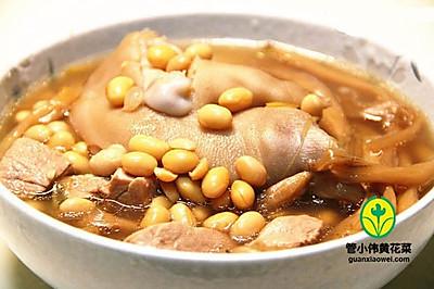 金针菜炖猪蹄  舌尖上的中国- 相逢