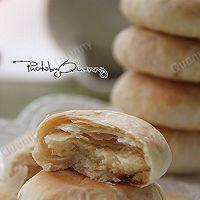 【绿豆饼】——掉渣掉的一塌糊涂的酥#长帝烘焙节#的做法图解30