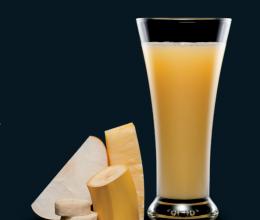 快速解酒!菠萝香蕉梨汁的做法