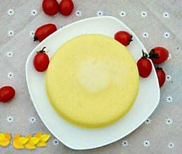 酸奶蛋糕---蒸锅也可以做出简单美味的蛋糕的做法