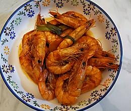 红烧还是靠靠靠大虾的做法