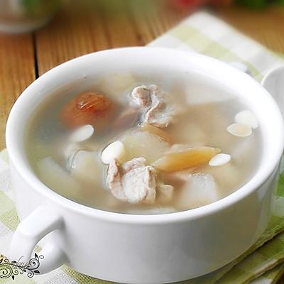 麦冬雪梨瘦肉汤