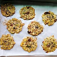 #硬核菜谱制作人#无糖无油香蕉燕麦软饼的做法图解8
