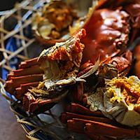 【清蒸大闸蟹】附:螃蟹挑选以及保存法的做法图解11