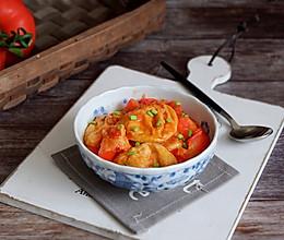 番茄油面筋的做法