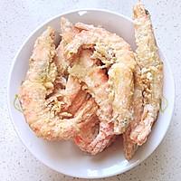 美味黄金虾的做法图解7