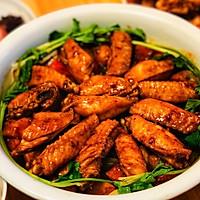 鸡翅焖锅的做法图解4