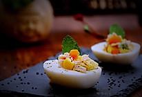 #丘比沙拉酱#金枪鱼鸡蛋沙拉的做法