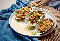 烤生蚝,没有碳,无烟更健康#花10分钟,做一道菜!#的做法