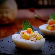 #丘比沙拉酱#金枪鱼鸡蛋沙拉