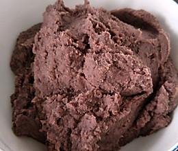 手工自制红豆沙的做法
