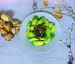 #精品菜谱挑战赛#白灼儿菜的做法