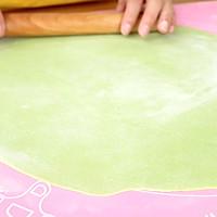 宝宝辅食 果蔬面条的做法图解8