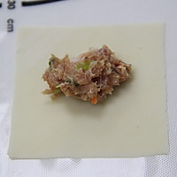 【九阳空气炸锅机美食】香脆糖果炸饺的做法图解3