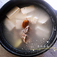 #快手又营养,我家的冬日必备菜品#粉葛龙骨汤的做法图解6