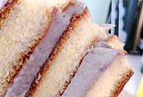 芋泥奶油蛋糕的做法