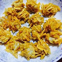 微波炉薯片鸡块