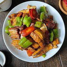 #名厨汁味,圆中秋美味#回锅肉