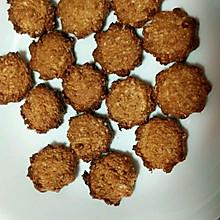 减肥小零食~燕麦饼干