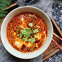 #花10分钟,做一道菜!#酸汤水饺