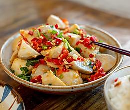 剁椒芋艿|咸辣甜糯的做法