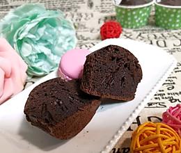 巧克力酱玛芬蛋糕的做法