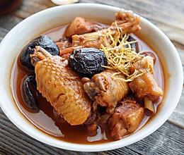 闽南/客家月子菜【姜酒鸡】的做法