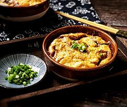 鱼肠焗蛋#特色菜#的做法