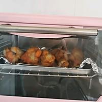 奥尔良烤鸡翅根的做法图解6