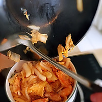 #精品菜谱挑战赛#鲜虾白菜的做法图解8
