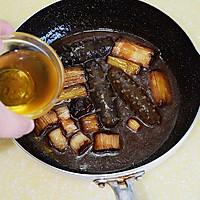 【葱烧海参】---如何熬制一碗好的葱油的做法图解14