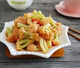 #精品菜谱挑战赛#番茄炒菜花的做法
