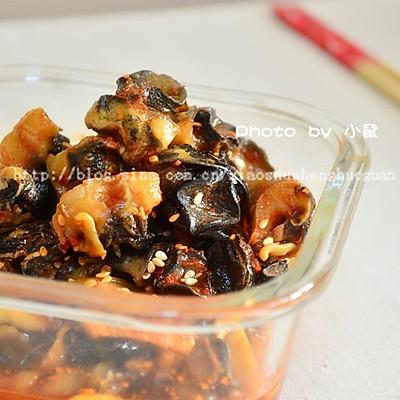 韩式凉拌田螺肉